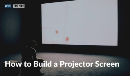 How to Build a Projector Screen?